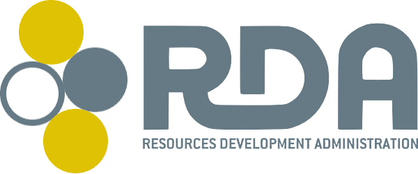 Logo officiel de la RDA