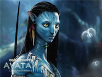 Neytiri par Jerner - Formats : standard, iphone, nexus one, HD, autre